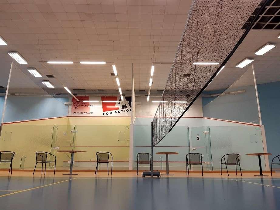Badminton + Squash 2